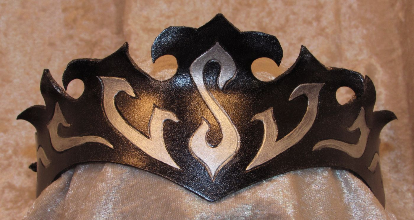 Scroll Crown Storm - $65